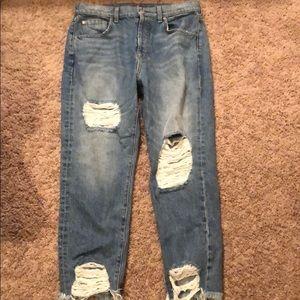 Women's 7 for all mankind boyfriend jeans